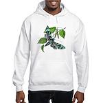 butterfly-5 Hooded Sweatshirt