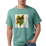 butterfly-7 Mens Comfort Colors® Shirt