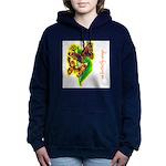butterfly-7 Women's Hooded Sweatshirt