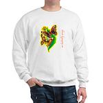 butterfly-7 Sweatshirt
