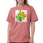 butterfly-3 Womens Comfort Colors® Shirt