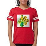 butterfly-3 Womens Football Shirt