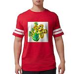 butterfly-3 Mens Football Shirt