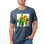 butterfly-3 Mens Tri-blend T-Shirt