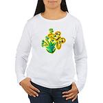 butterfly-3 Women's Long Sleeve T-Shirt