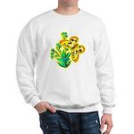 butterfly-3 Sweatshirt