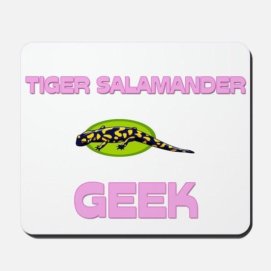 Tiger Salamander Geek Mousepad