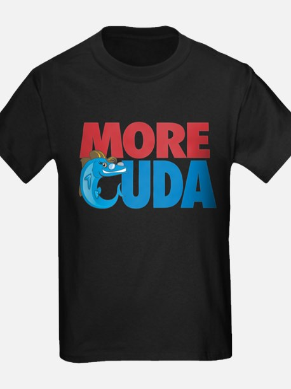 More Cuda T