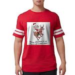 Merry Christmas To All Mens Football Shirt