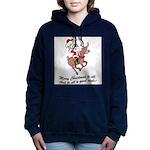 Merry Christmas To All Women's Hooded Sweatshirt