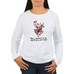 Merry Christmas To All Women's Long Sleeve T-Shirt