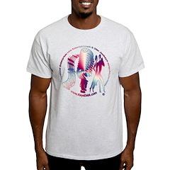 KeysDAN Logo (Red White Blue T-Shirt