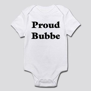 Proud Bubbe Infant Bodysuit