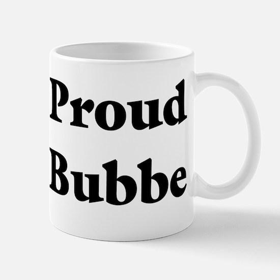 Proud Bubbe Mug