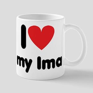 I Love my Ima Mug