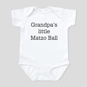 Grandpa's Matzo Ball Infant Bodysuit