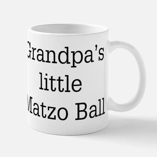 Grandpa's Matzo Ball Mug
