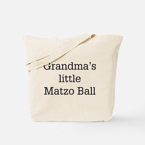 grandma's matzo ball Tote Bag