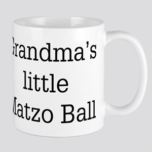 grandma's matzo ball Mug