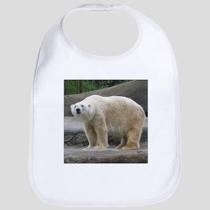 Polar Bear Full Body Bib
