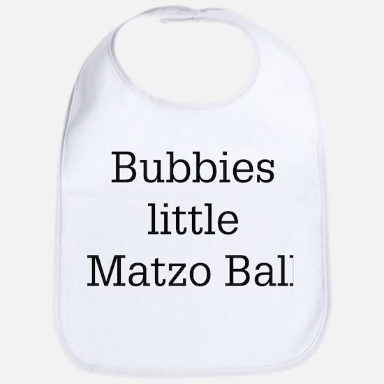Bubbies Matzo Ball Bib