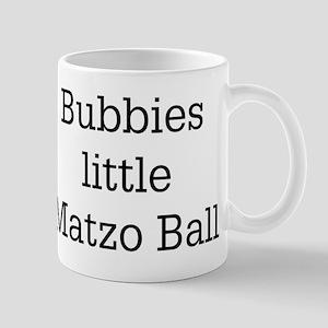 Bubbies Matzo Ball Mug
