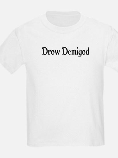 Drow Demigod T-Shirt