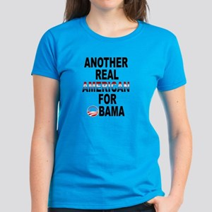 Another Real American Women's Dark T-Shirt