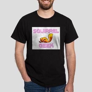 Squirrel Geek Dark T-Shirt