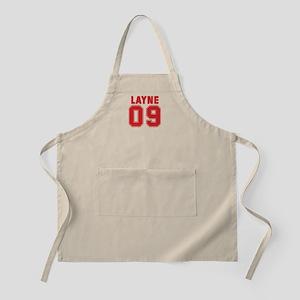 LAYNE 09 BBQ Apron