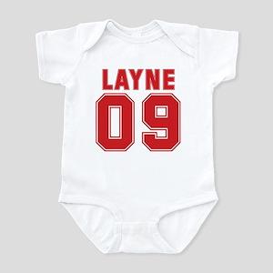LAYNE 09 Infant Bodysuit