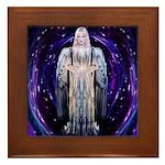 Angel # 147 : Framed Tile