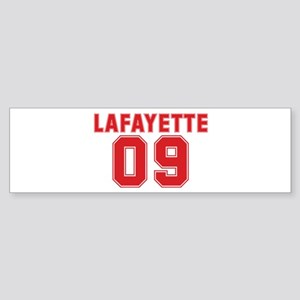 LAFAYETTE 09 Bumper Sticker