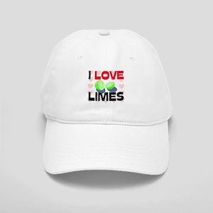 I Love Limes Cap