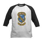 USS BADGER Kids Baseball Jersey