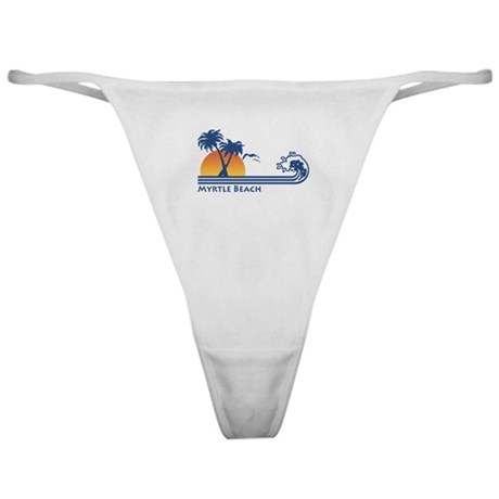 Myrtle Beach Classic Thong