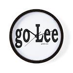 go Lee Wall Clock