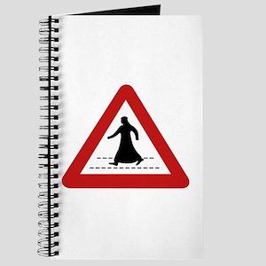 Pedestrian Crossing, UAE Journal
