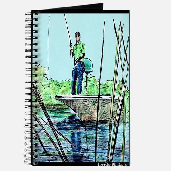 Gone Fishing 2 Journal