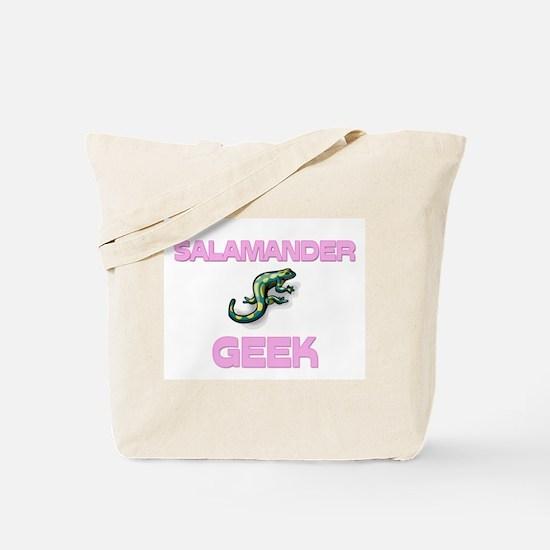 Salamander Geek Tote Bag