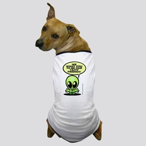 Woody Alien Dog T-Shirt