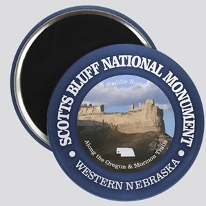 Scotts Bluff National Monument Magnets