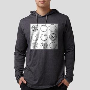 Tree Symbols Long Sleeve T-Shirt