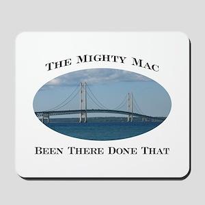 Mighty Mac Mousepad