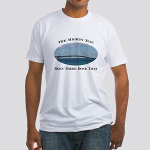 Mighty Mac Fitted T-Shirt