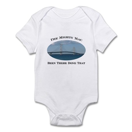 Mighty Mac Infant Bodysuit