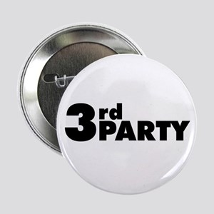 """Third Party 2.25"""" Button (100 pack)"""