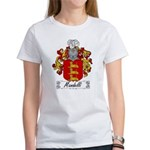 Mandelli Family Crest Women's T-Shirt