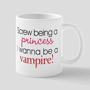 I Wanna Be A Vampire Mug