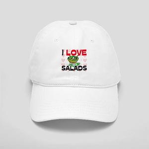 I Love Salads Cap